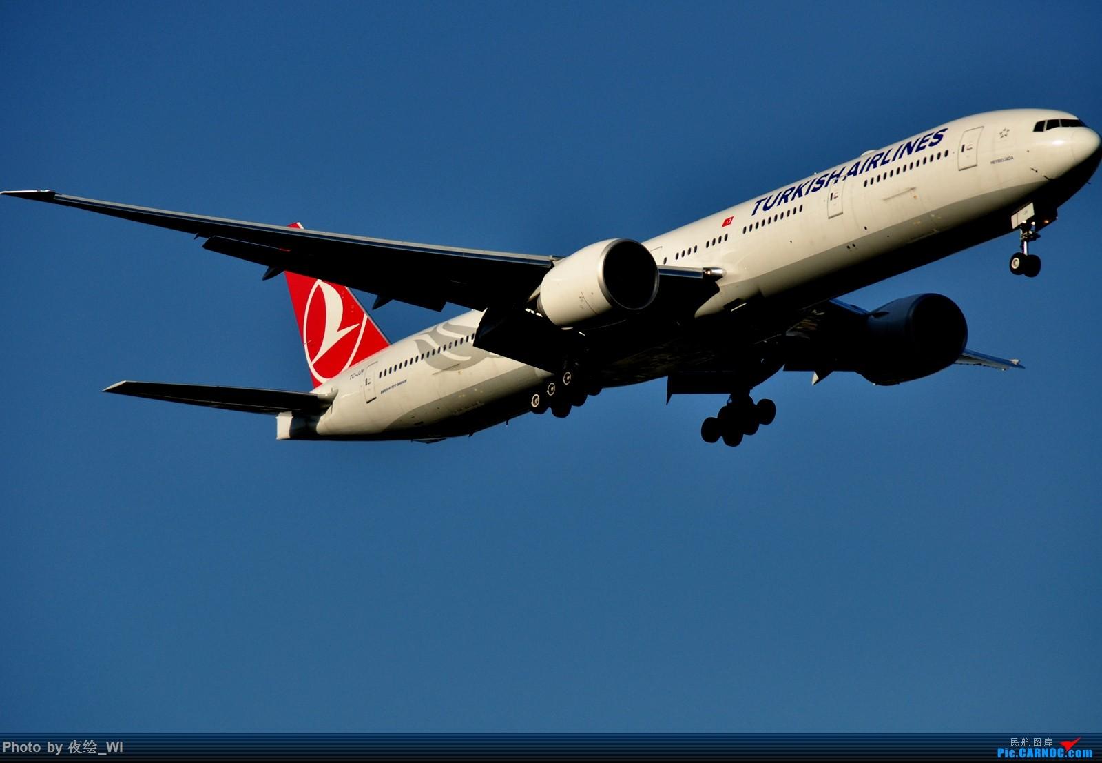 Re:[原创]【PVG】不只守着NKG,国庆疯狂拍机之浦东行,天空美得简直不像话! BOEING 777-300ER TC-JJV 中国上海浦东国际机场