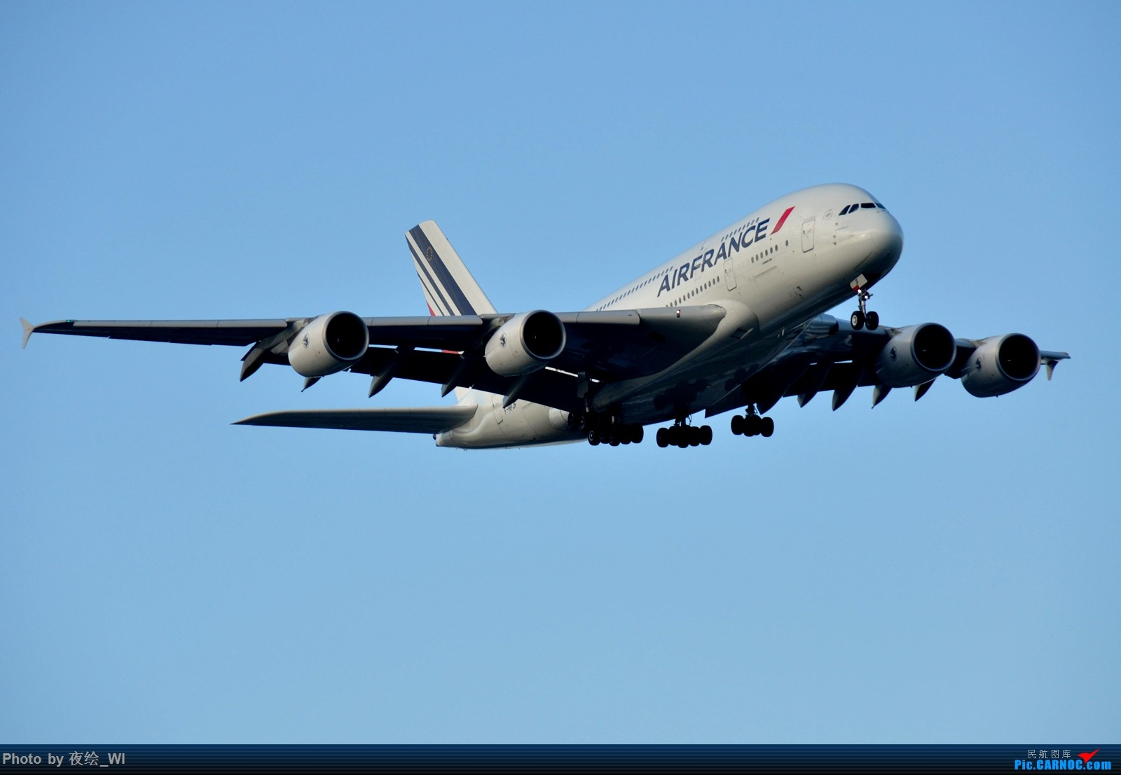 Re:[原创]【PVG】不只守着NKG,国庆疯狂拍机之浦东行,天空美得简直不像话! AIRBUS A380-800 P-HPJF 中国上海浦东国际机场