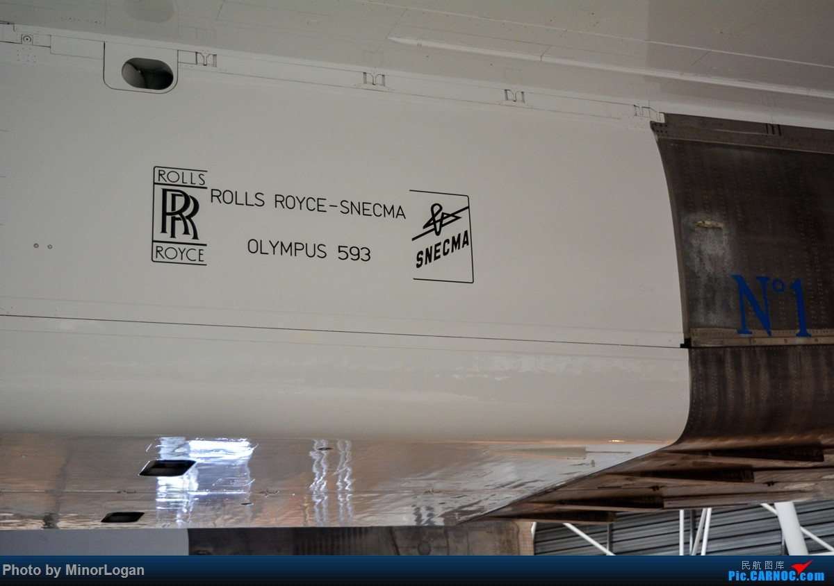 Re:法国图卢兹Aeroscopia飞机博物馆见闻 BRITISH AEROSPACE CONCORDE F-WTSB 图卢兹布拉尼亚克机场