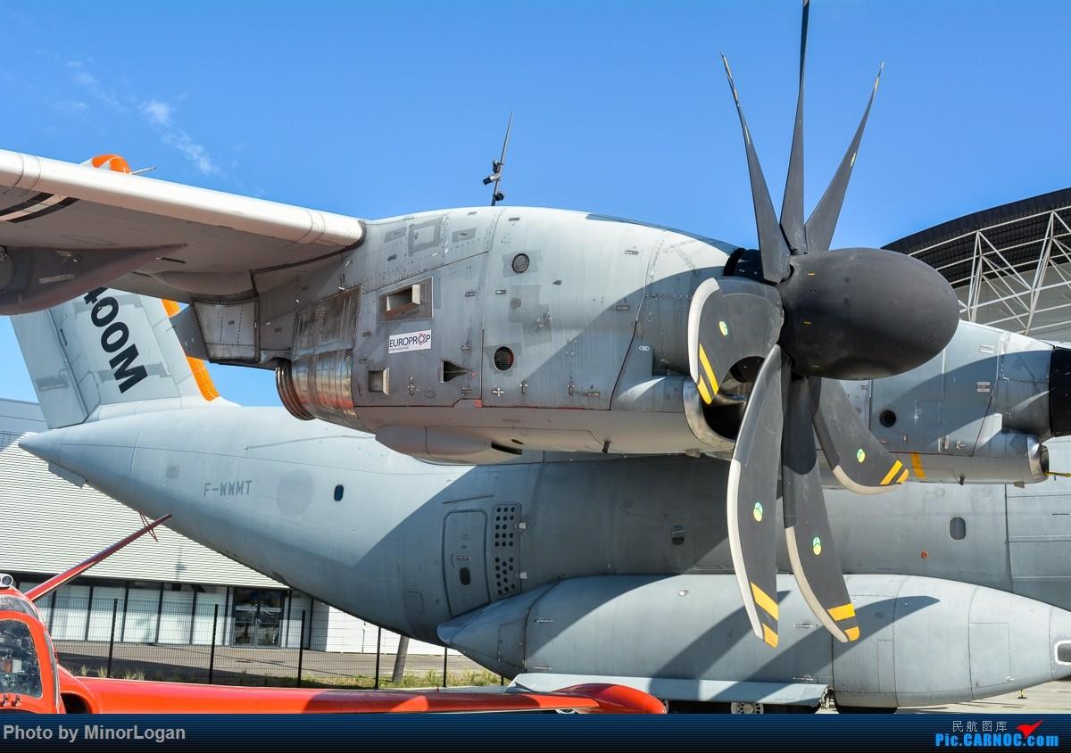 Re:法国图卢兹Aeroscopia飞机博物馆见闻 AIRBUS A400M F-WWMT 图卢兹布拉尼亚克机场