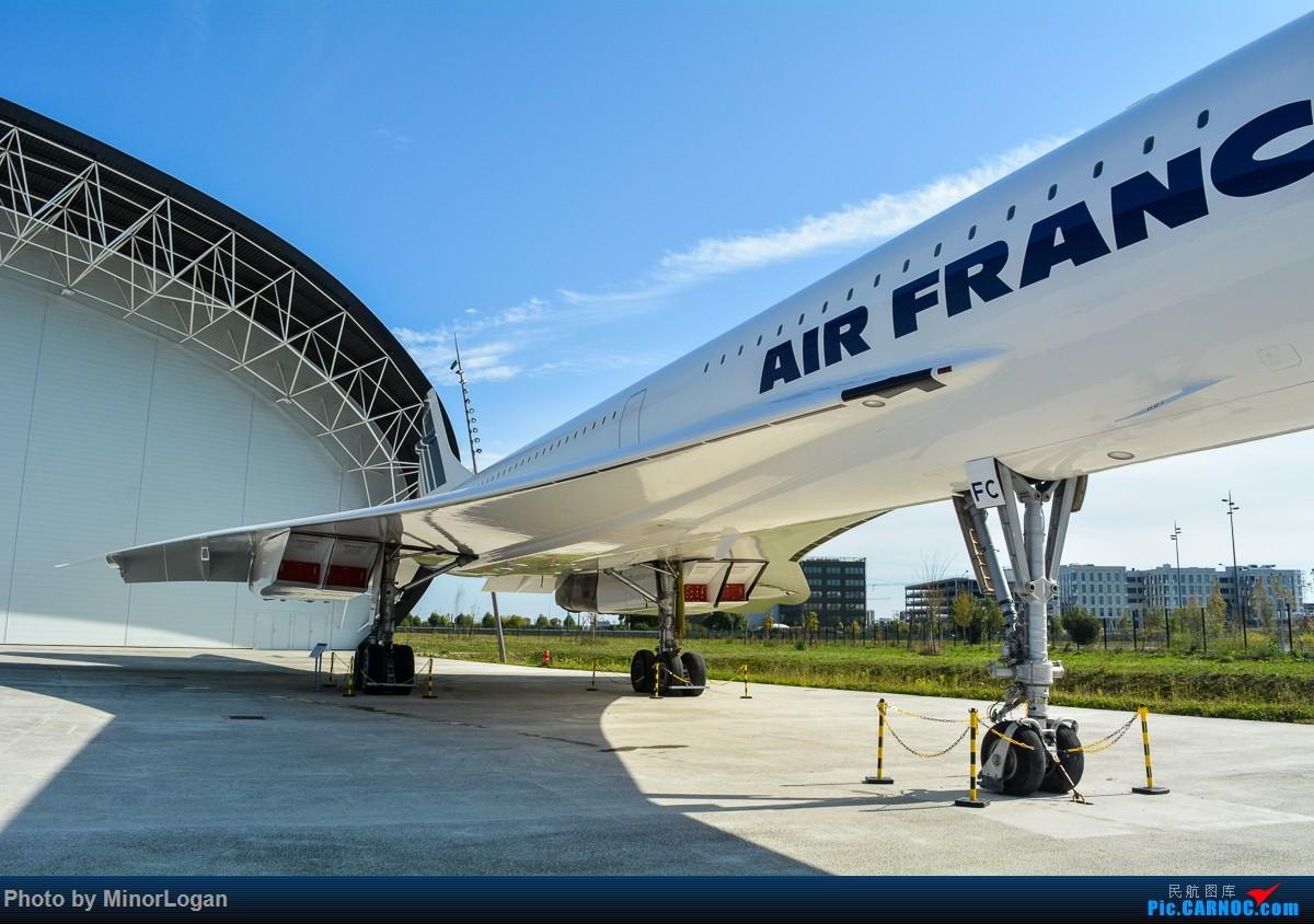 Re:法国图卢兹Aeroscopia飞机博物馆见闻 BRITISH AEROSPACE CONCORDE F-BVFC 图卢兹布拉尼亚克机场