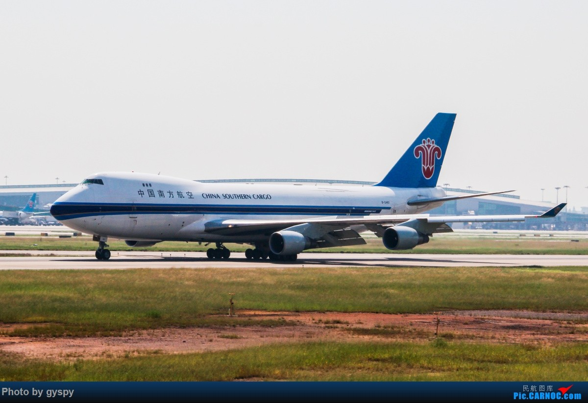 Re:[原创]新人早起白云西跑拍机!抓到汉莎MD11! BOEING 747-400 B-2461 中国广州白云国际机场