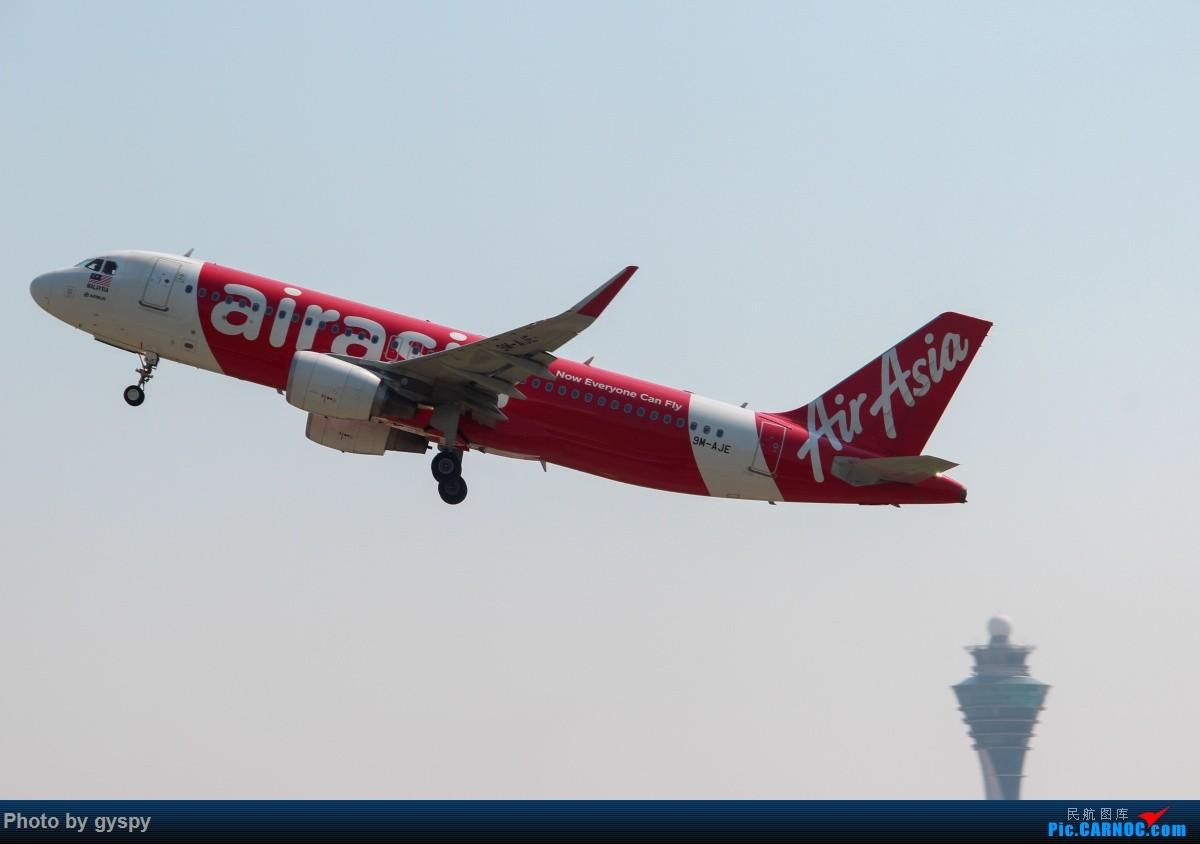 Re:[原创]新人早起白云西跑拍机!抓到汉莎MD11! AIRBUS A320-200 9M-AJE 中国广州白云国际机场