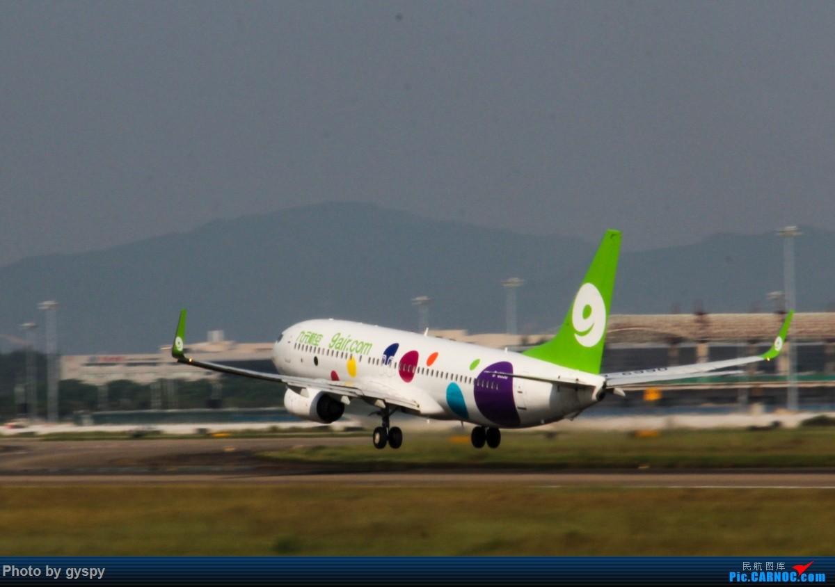 Re:[原创]新人早起白云西跑拍机!抓到汉莎MD11! BOEING 737-800 B-6990 中国广州白云国际机场