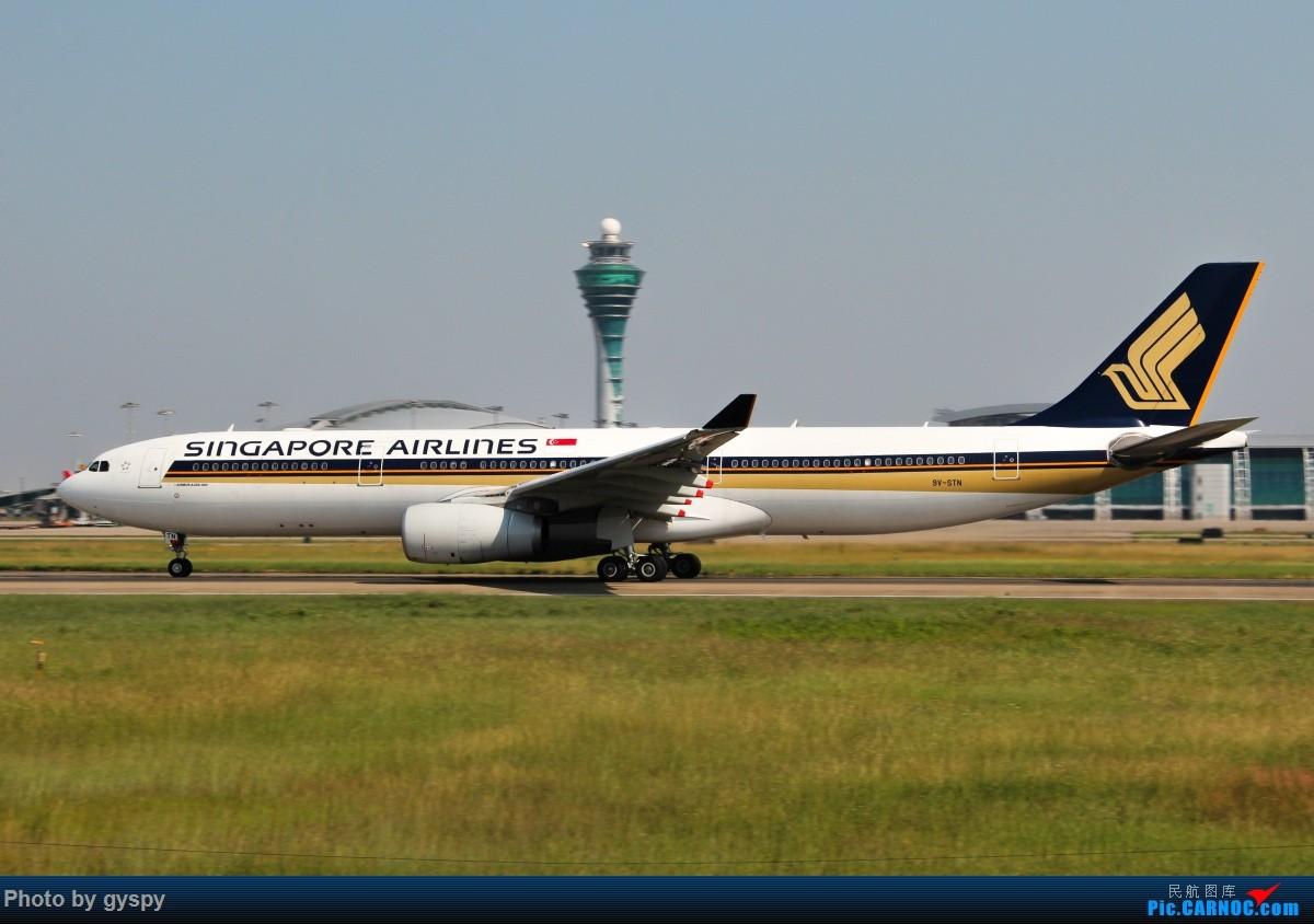 Re:[原创]新人早起白云西跑拍机!抓到汉莎MD11! AIRBUS A330-300 9V-STN 中国广州白云国际机场