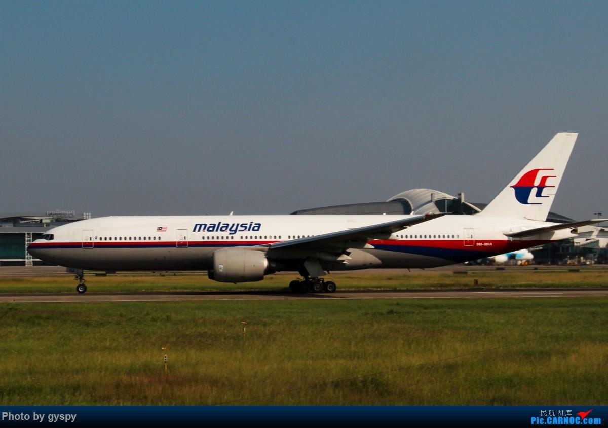 Re:[原创]新人早起白云西跑拍机!抓到汉莎MD11! BOEING 777-200 9M-MRA 中国广州白云国际机场