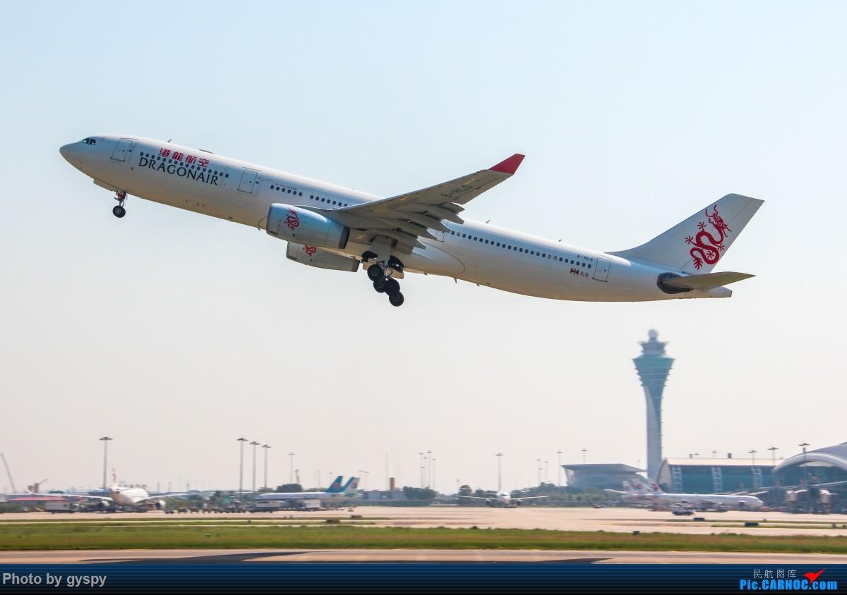 Re:[原创]新人早起白云西跑拍机!抓到汉莎MD11! AIRBUS A330-300 B-HLG 中国广州白云国际机场