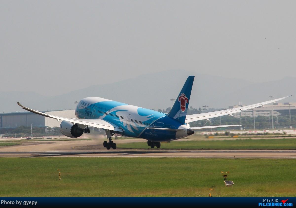 Re:[原创]新人早起白云西跑拍机!抓到汉莎MD11! BOEING 787-8 B-2725 中国广州白云国际机场