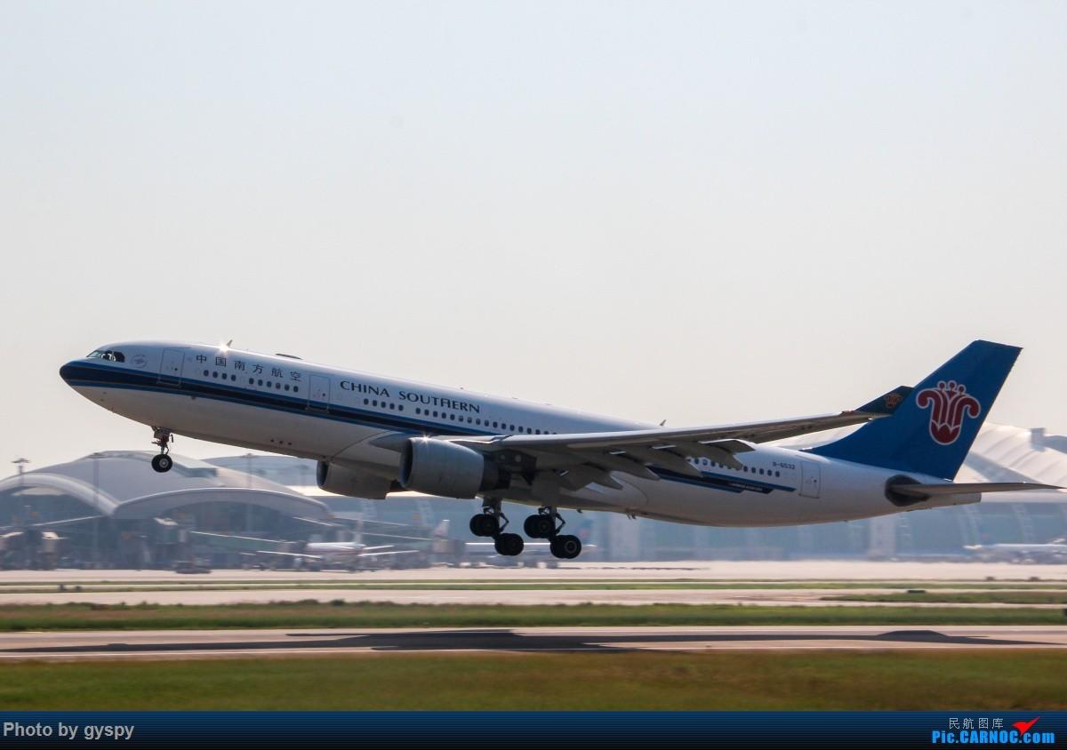 Re:[原创]新人早起白云西跑拍机!抓到汉莎MD11! AIRBUS A330-200 B-6532 中国广州白云国际机场