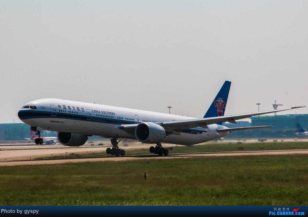 Re:[原创]新人早起白云西跑拍机!抓到汉莎MD11! BOEING 777-300ER B-2008 中国广州白云国际机场
