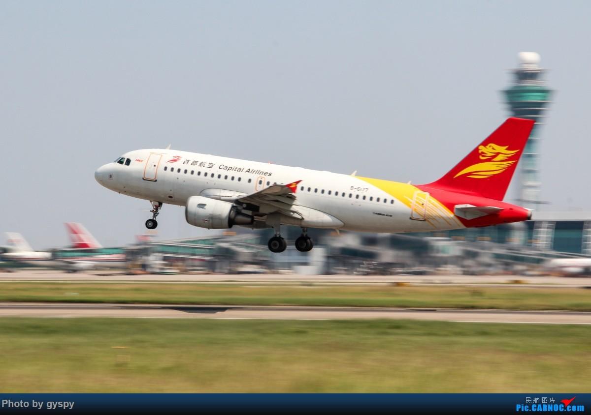 Re:[原创]新人早起白云西跑拍机!抓到汉莎MD11! AIRBUS A319-100 B-6177 中国广州白云国际机场