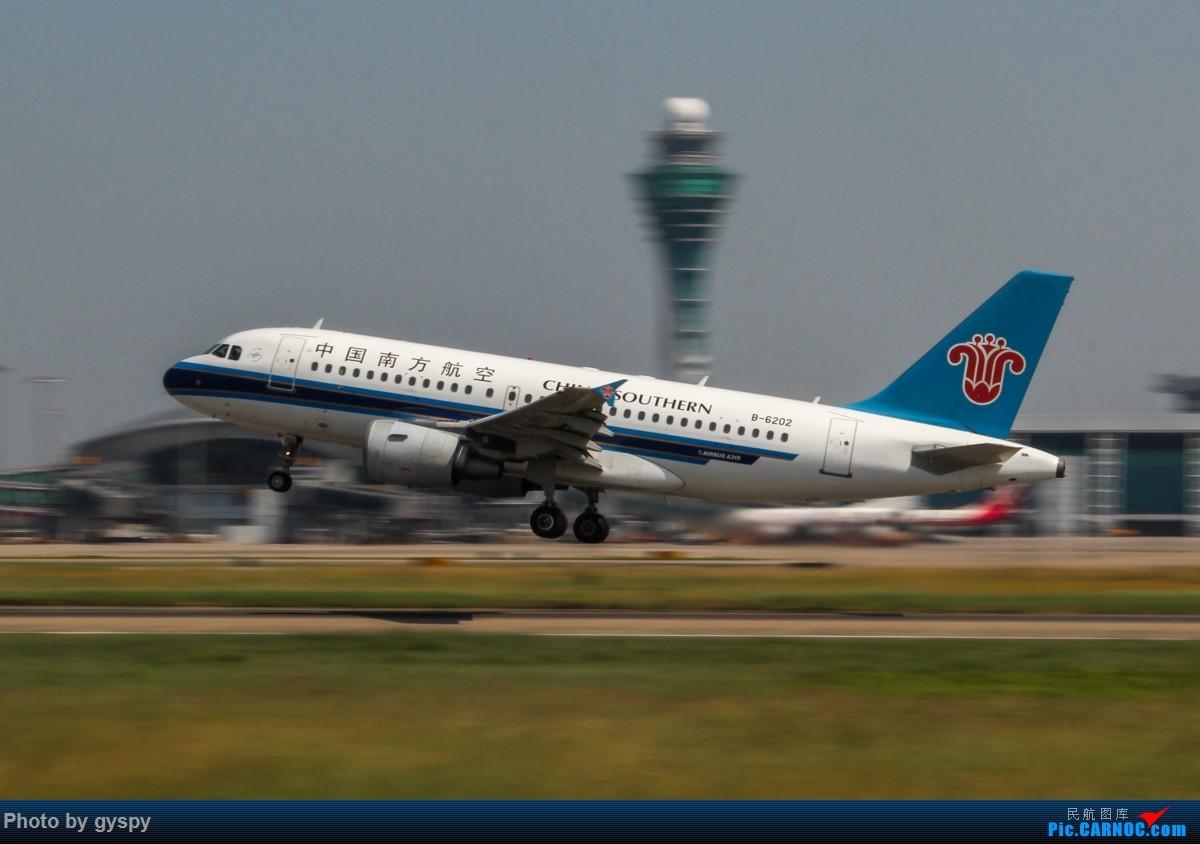 Re:[原创]新人早起白云西跑拍机!抓到汉莎MD11! AIRBUS A319-100 B-6202 中国广州白云国际机场