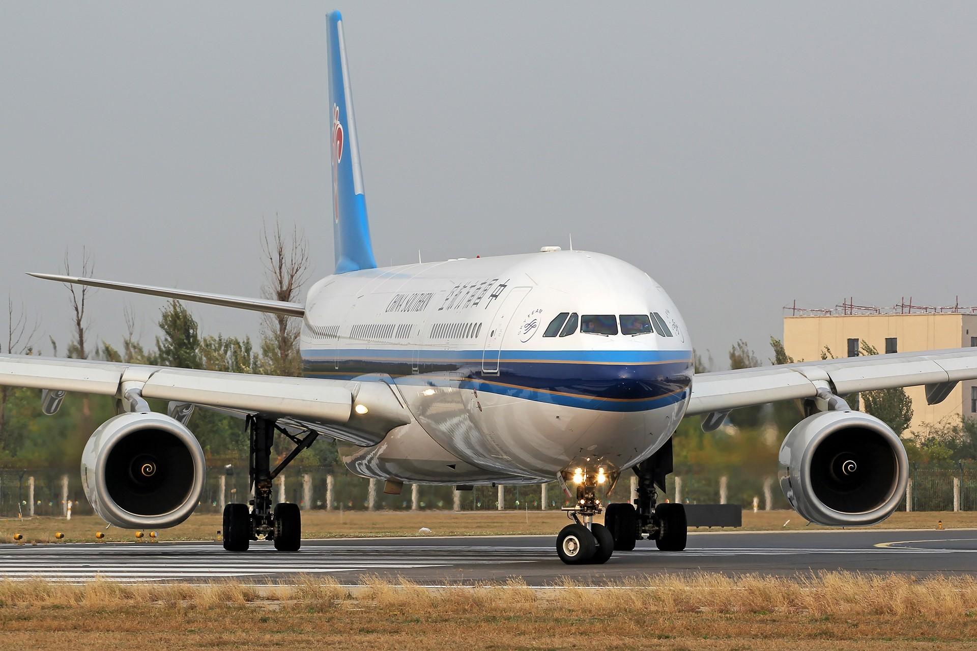 Re:[原创][PEK]。。。It's PEK 18R。。。 AIRBUS A330-300 B-6087 中国北京首都国际机场