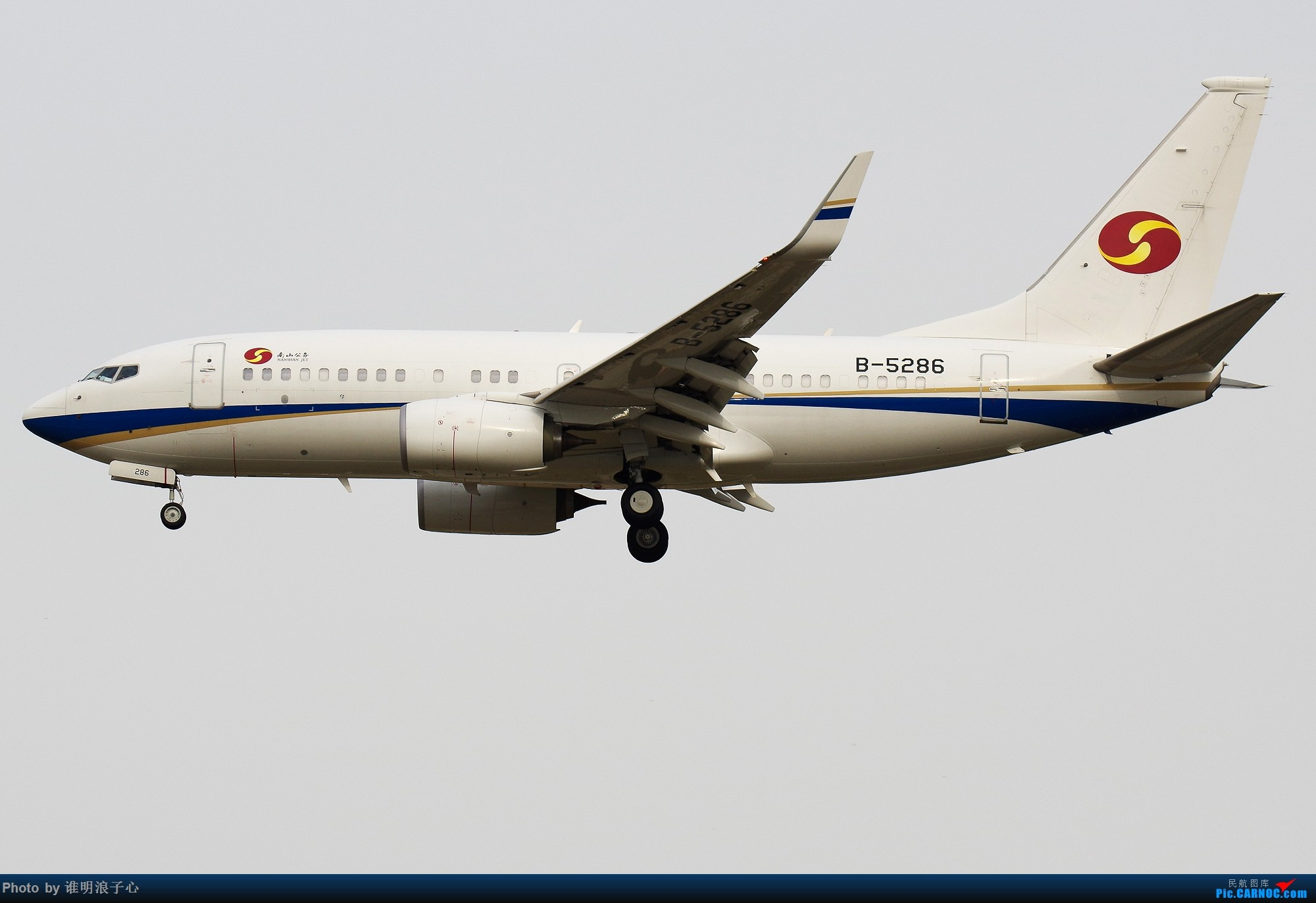 Re:[原创]【TSN飞友会】清库存 BOEING BBJ1 B-5286 中国北京首都国际机场