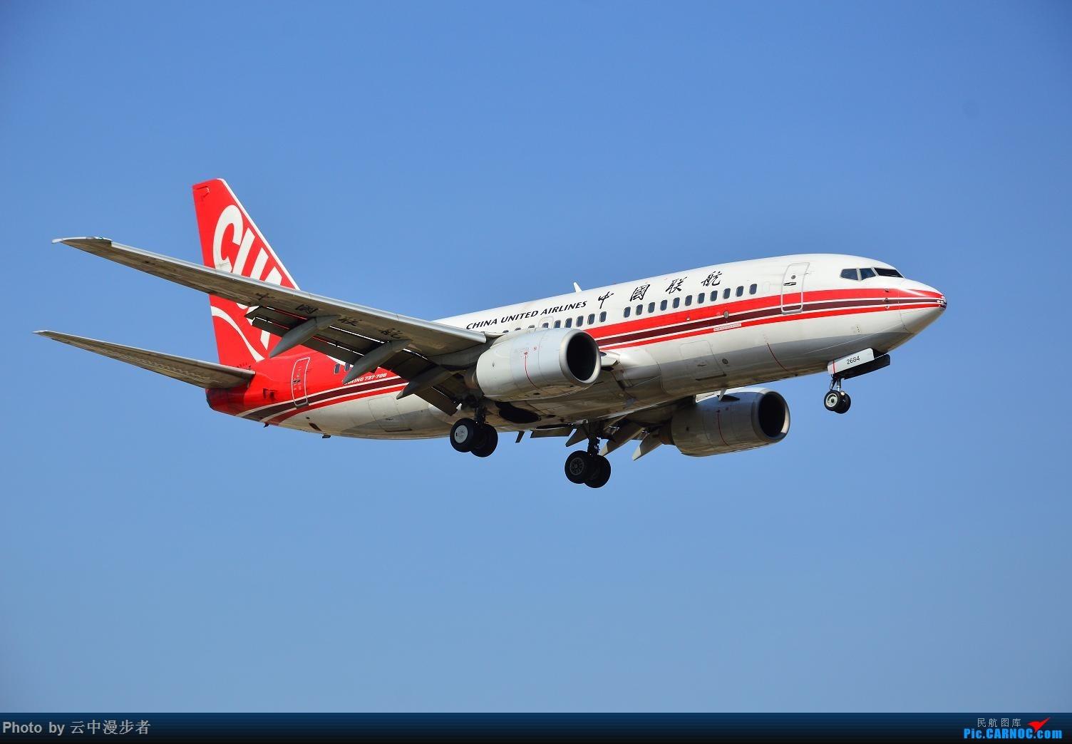 Re:[原创]好天就是好货,拍什么都好看 BOEING 737-700 B-2684 中国厦门高崎国际机场