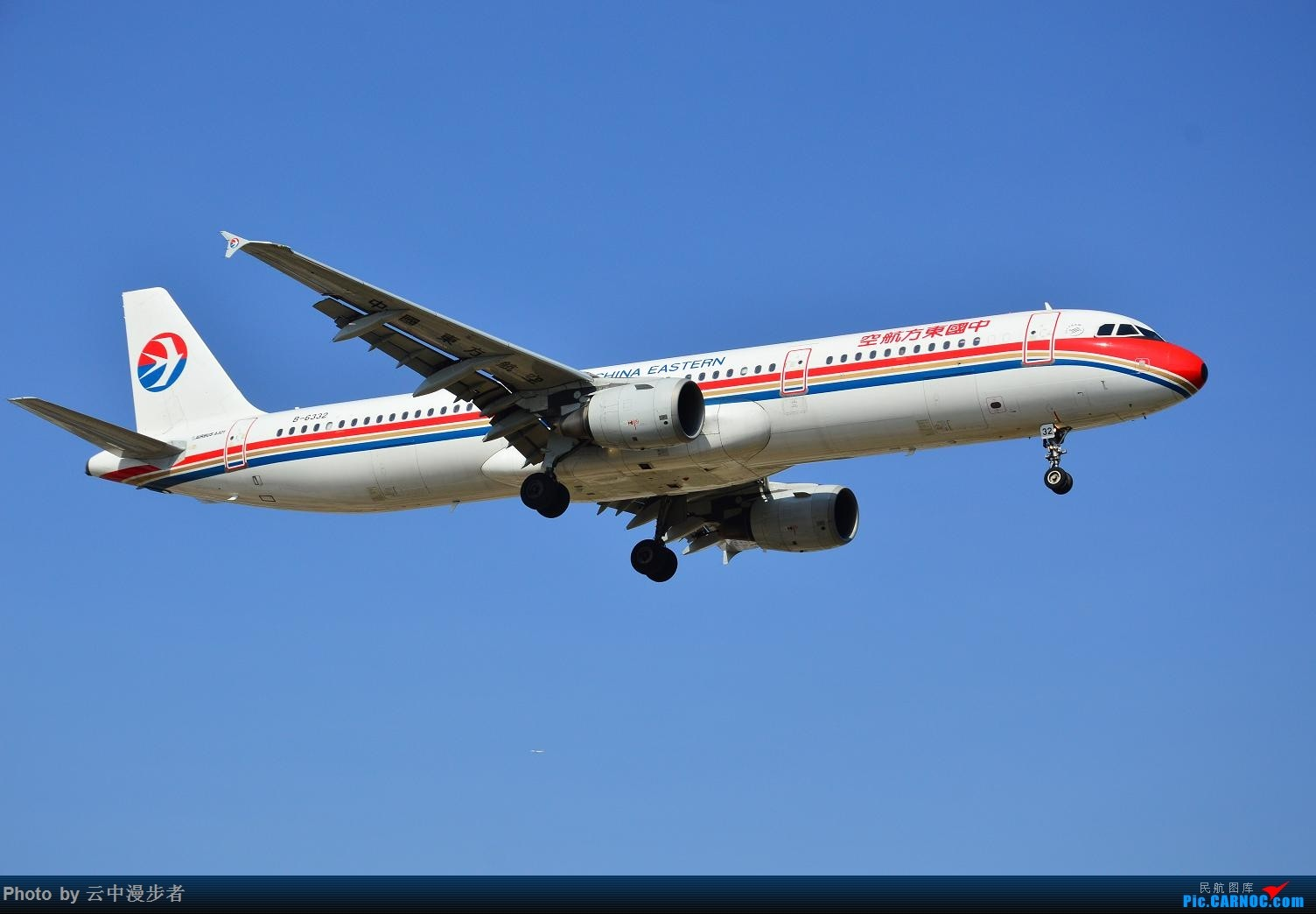 Re:[原创]好天就是好货,拍什么都好看 AIRBUS A321-200 B-6332 中国厦门高崎国际机场