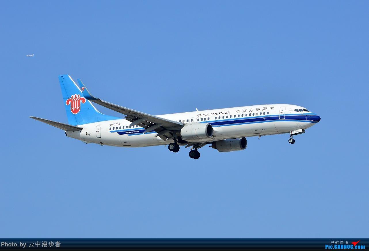Re:[原创]好天就是好货,拍什么都好看 BOEING 737-800 B-5155 中国厦门高崎国际机场