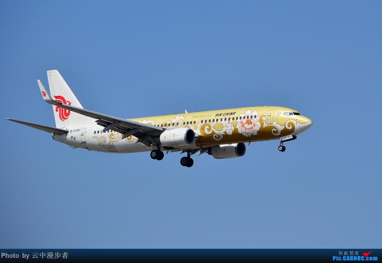 Re:[原创]好天就是好货,拍什么都好看 BOEING 737-800 B-5390 中国厦门高崎国际机场