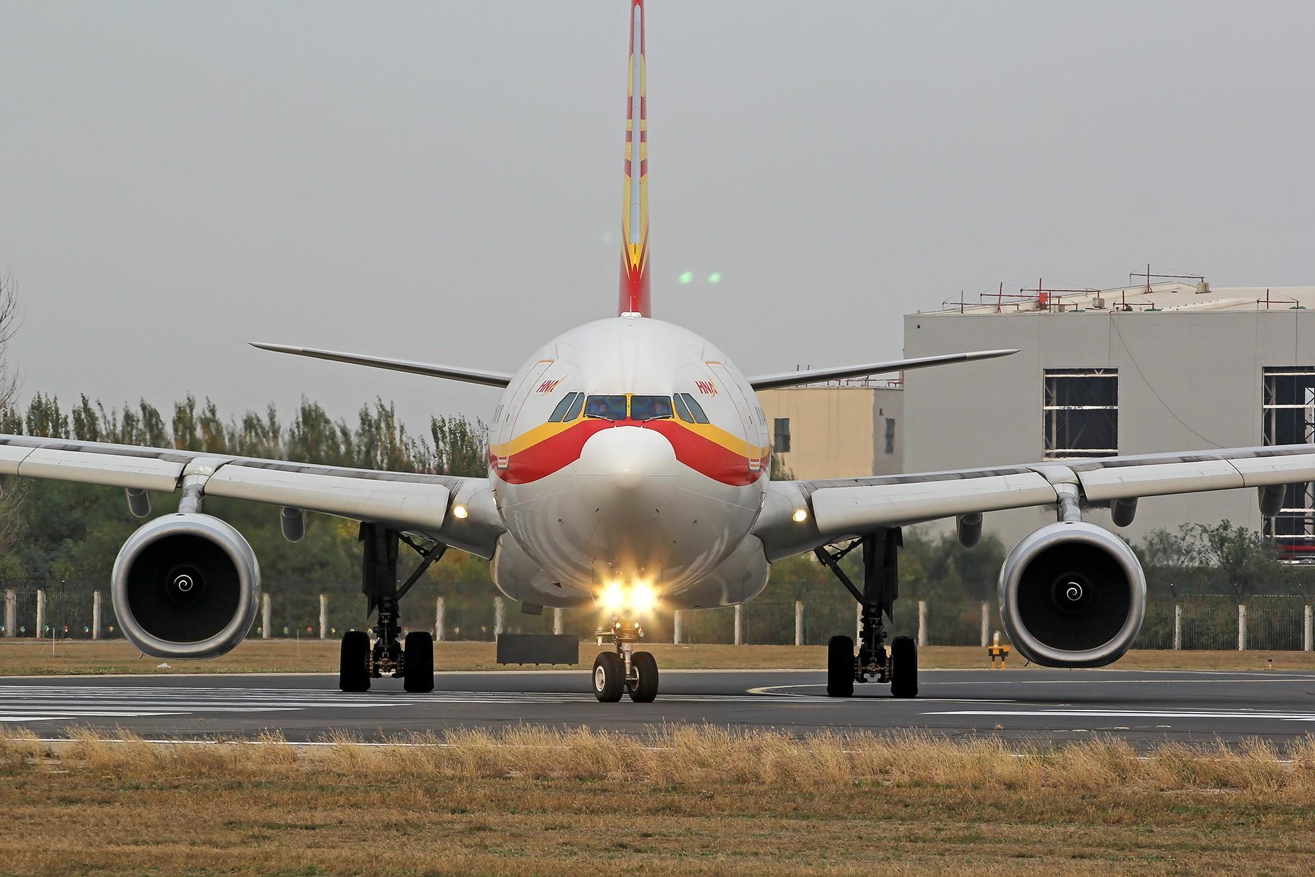 Re:[原创][PEK]。。。It's PEK 18R。。。 AIRBUS A330-200 B-6133 中国北京首都国际机场
