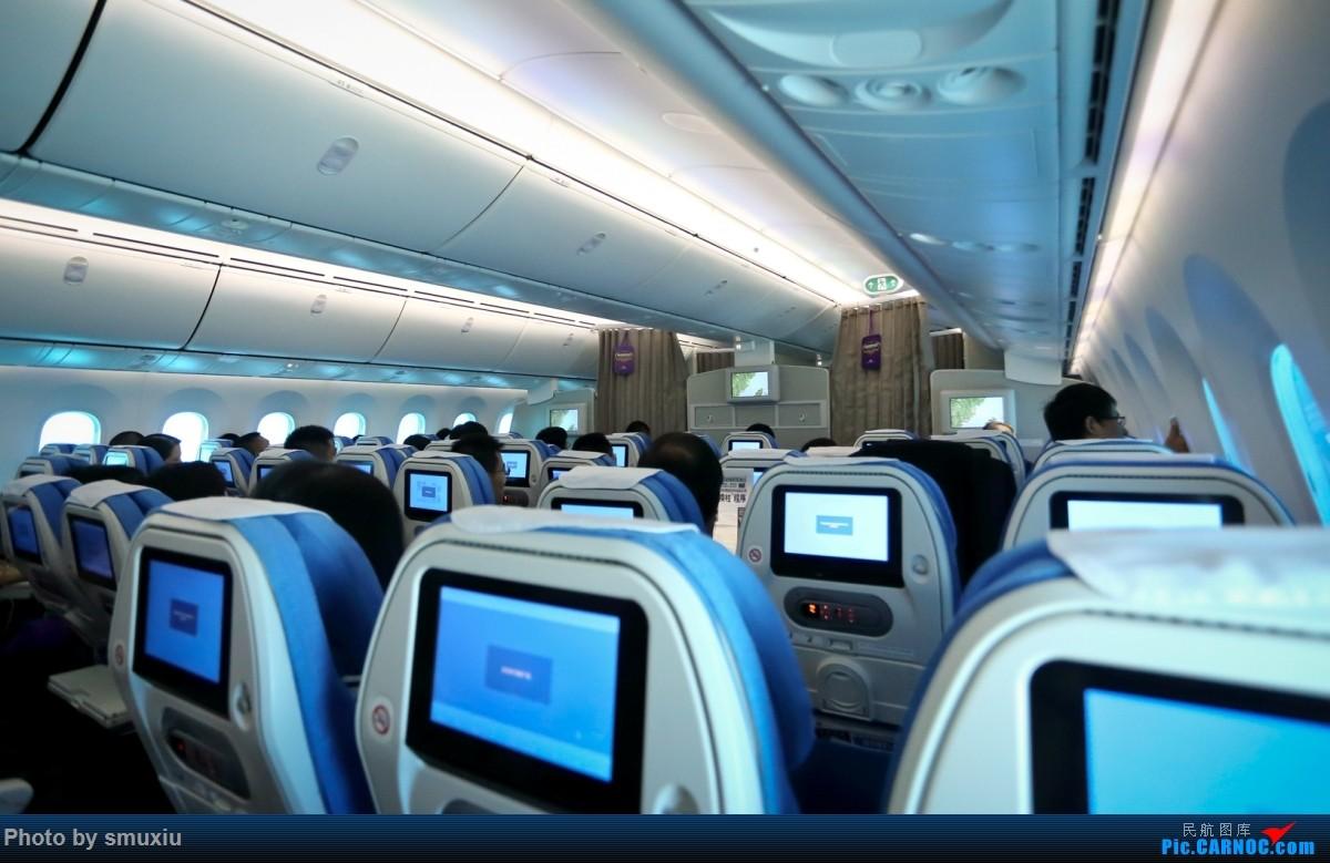 Re:高品质游记之马来西亚-吉隆坡、马六甲 (下篇) BOEING 787-8 B-2762