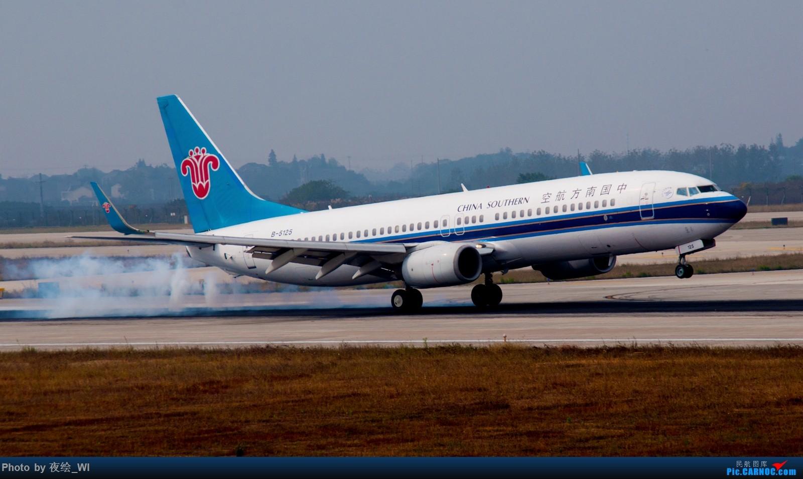 Re:[原创]【NKG】生日第二天就去拍机,日常练手+练后期,今天是胶片味 BOEING 737-800 B-5125 中国南京禄口国际机场