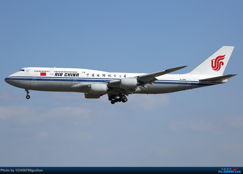 Re:[原创]清库存 BOEING 747-8I B-2480 北京首都机场