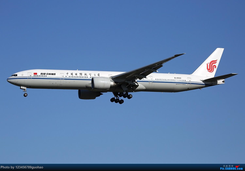 Re:[原创]清库存 BOEING 777-300ER B-2033 北京首都机场