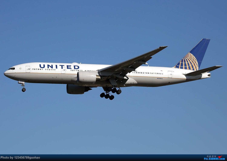 Re:[原创]清库存 BOEING 777-200 N225UA 北京首都机场