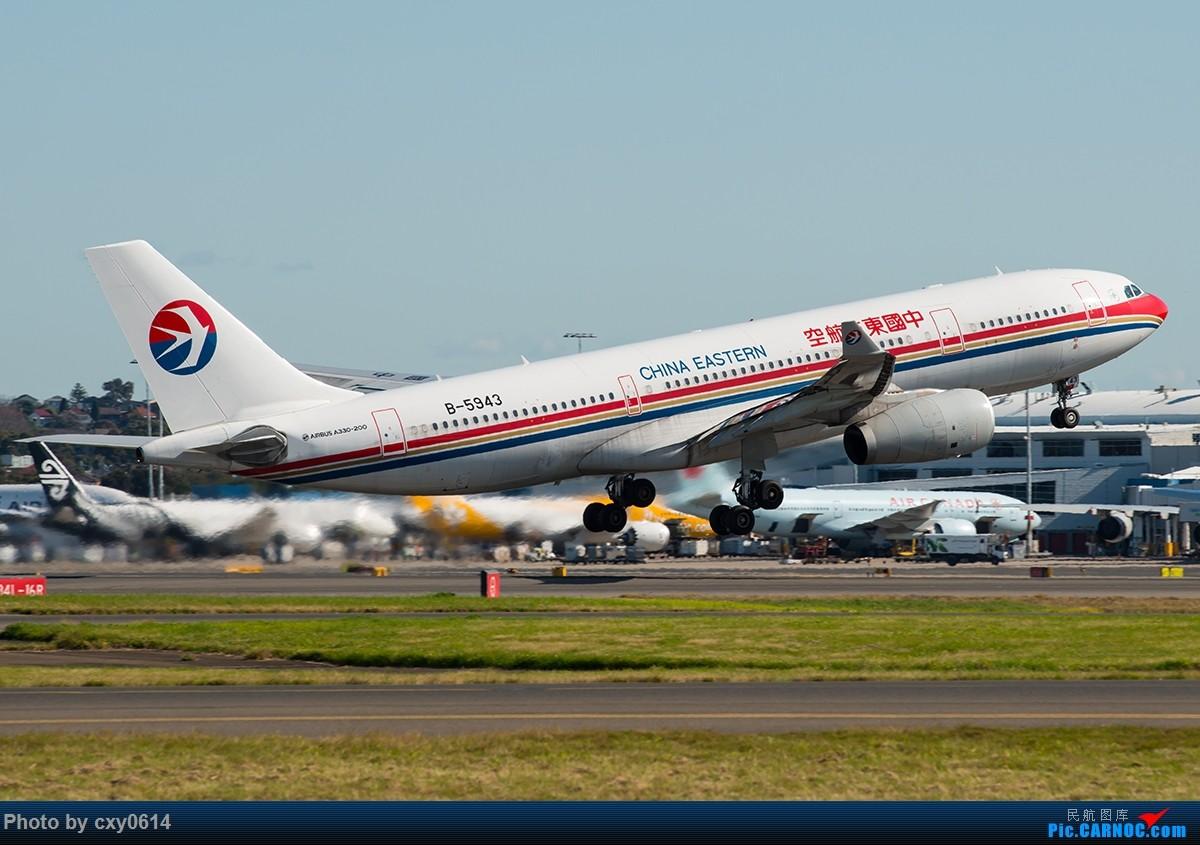 Re:[原创]【多图】半年来SYD拍机 AIRBUS A330-200 B-5943 澳大利亚悉尼金斯福德·史密斯机场