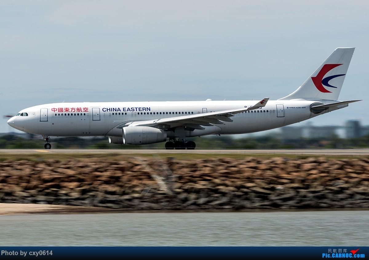 Re:[原创]【多图】半年来SYD拍机 AIRBUS A330-200 B-5973 澳大利亚悉尼金斯福德·史密斯机场