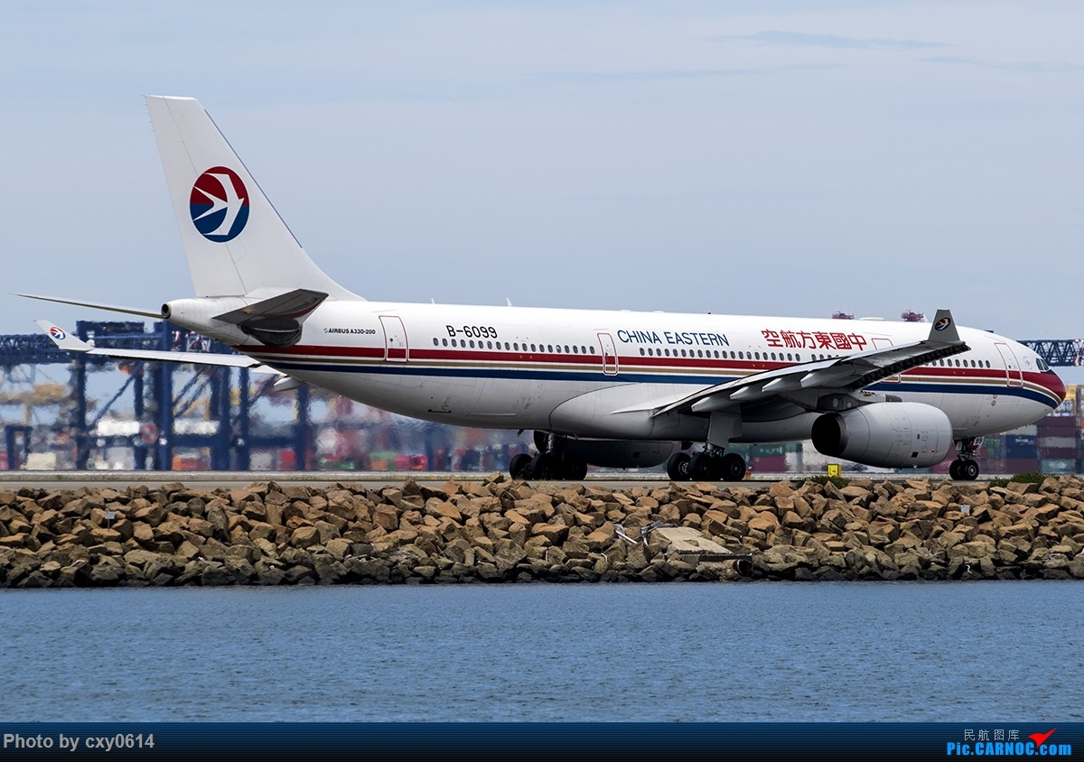 Re:[原创]【多图】半年来SYD拍机 AIRBUS A330-200 B-6099 澳大利亚悉尼金斯福德·史密斯机场