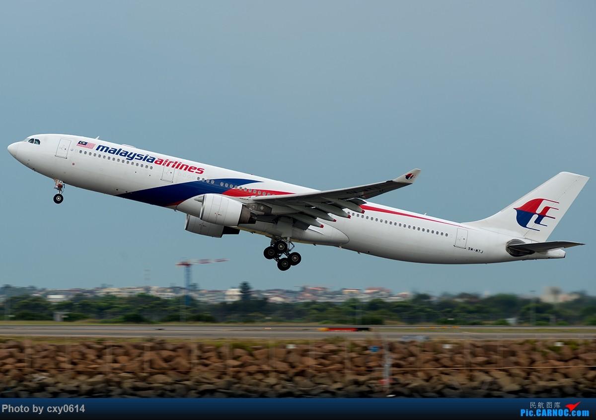 Re:[原创]【多图】半年来SYD拍机 AIRBUS A330-200 9M-MTJ 澳大利亚悉尼金斯福德·史密斯机场
