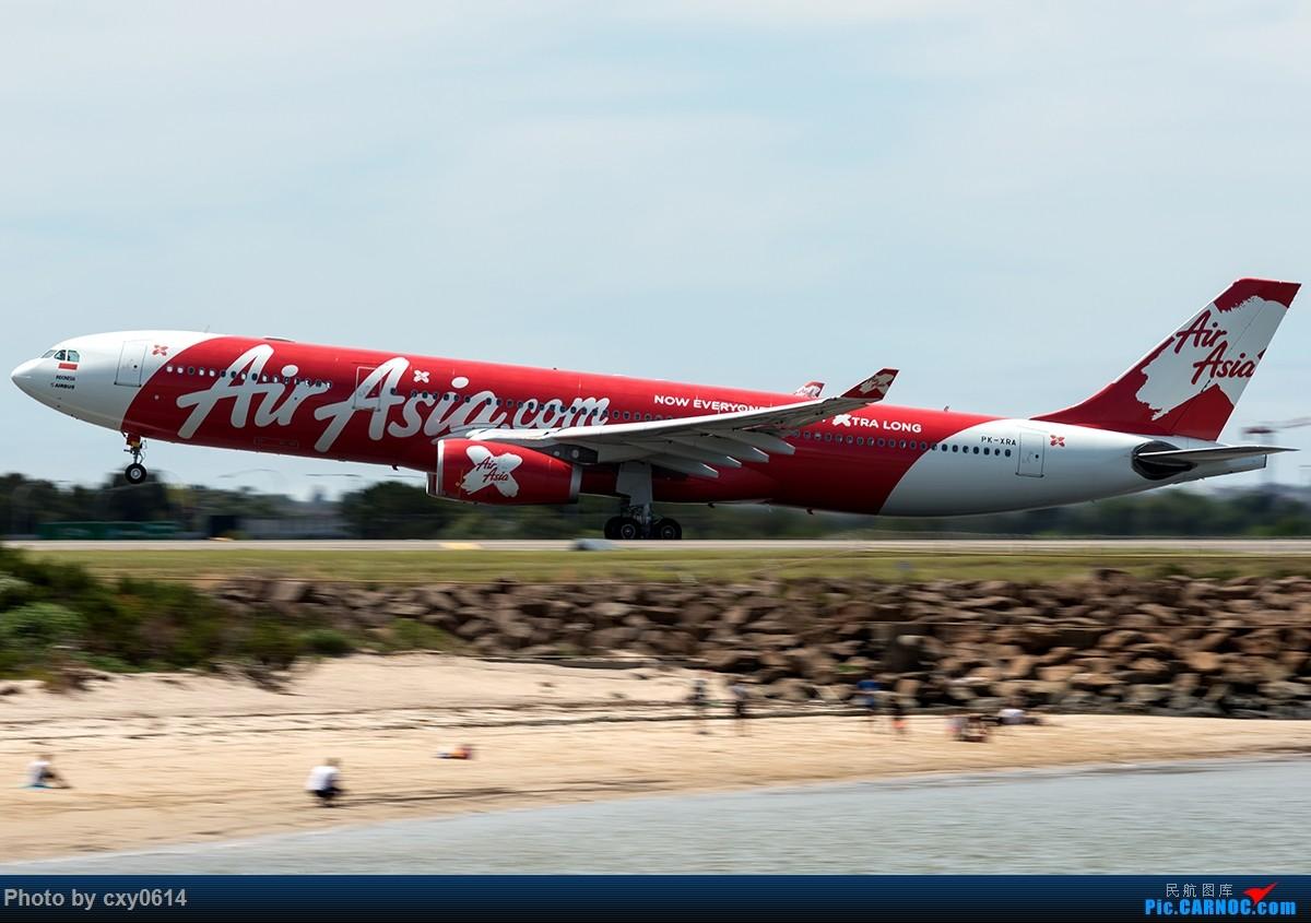 Re:[原创]【多图】半年来SYD拍机 AIRBUS A330-300 PK-XRA 澳大利亚悉尼金斯福德·史密斯机场