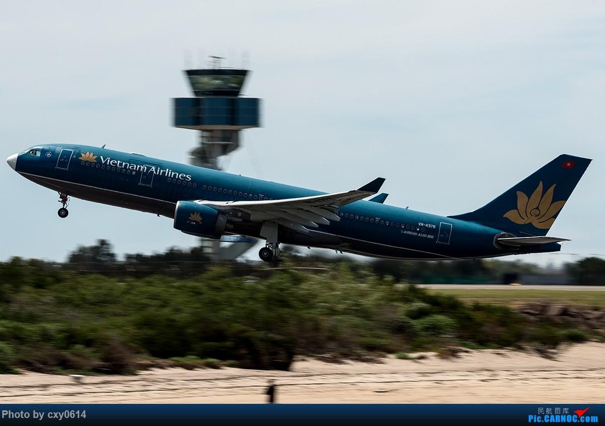 Re:[原创]【多图】半年来SYD拍机 AIRBUS A330-200 VN-A378 澳大利亚悉尼金斯福德·史密斯机场