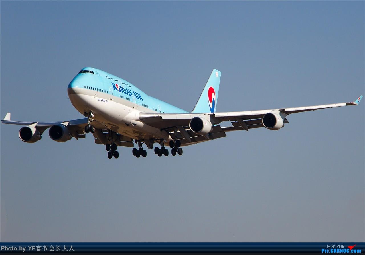 [原创]【ZYTX】北风吹来了蓝天,白云和阳光,还有女王和爱妃,高富帅和蓝领,还有无产阶级以及广大普通群众 BOEING 747-400 HL7472 中国沈阳桃仙国际机场
