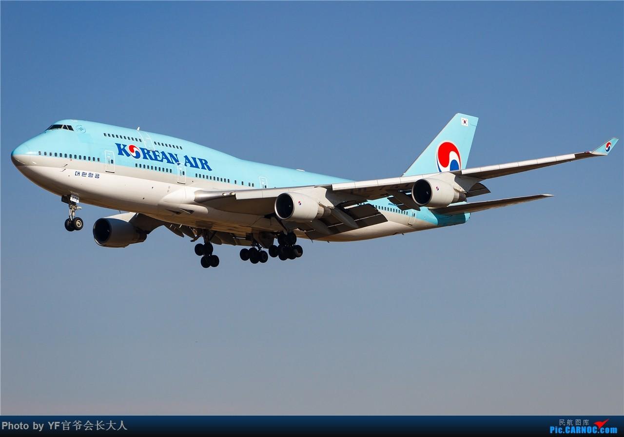 Re:[原创]【ZYTX】北风吹来了蓝天,白云和阳光,还有女王和爱妃,高富帅和蓝领,还有无产阶级以及广大普通群众 BOEING 747-400 HL7472 中国沈阳桃仙国际机场