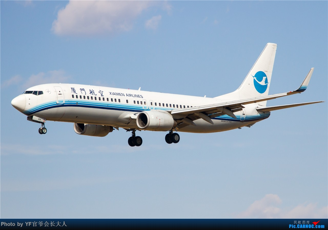 Re:[原创]【ZYTX】北风吹来了蓝天,白云和阳光,还有女王和爱妃,高富帅和蓝领,还有无产阶级以及广大普通群众 BOEING 737-800 B-5458 中国沈阳桃仙国际机场
