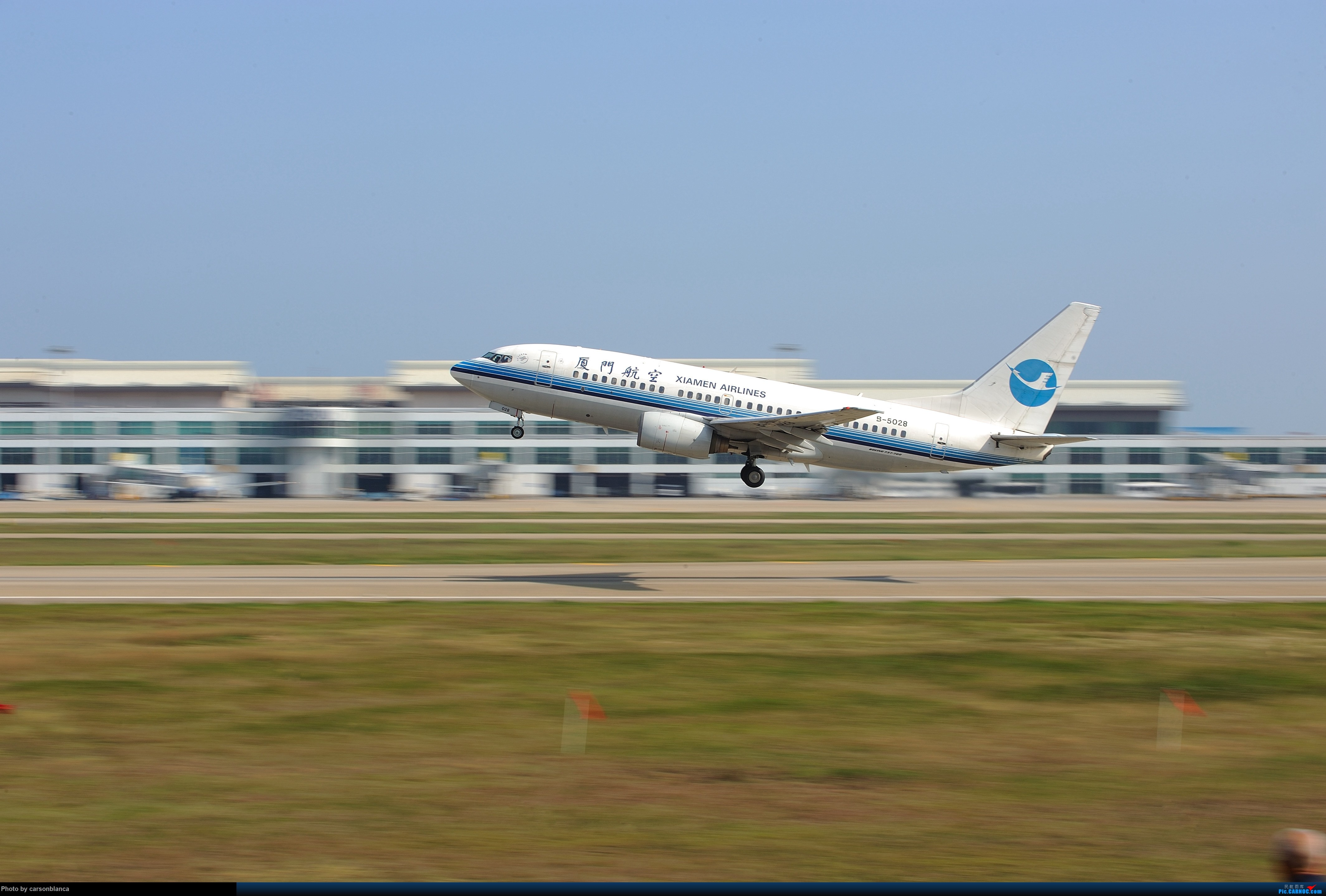 Re:[原创]【福州飞友会】FOC瞎拍 BOEING 737-700 B-5028 中国福州长乐国际机场