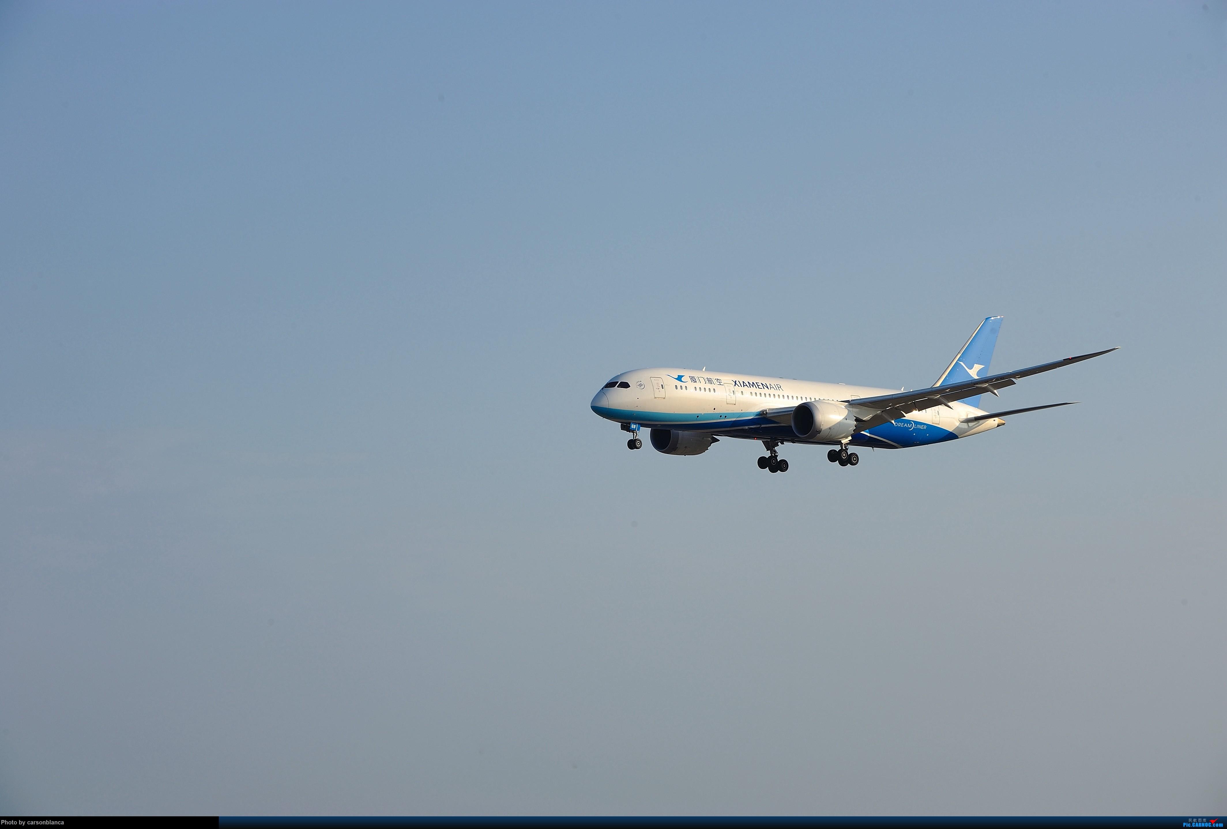 Re:[原创]【福州飞友会】FOC瞎拍 BOEING 787-8 B-2768 中国福州长乐国际机场