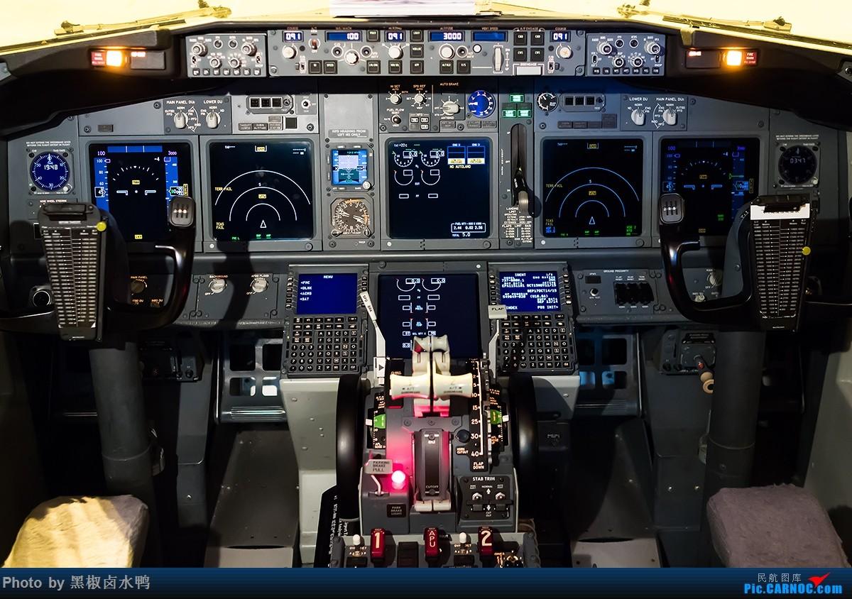 [原创]东海航空驾驶舱客舱 BOEING 737-800 B-1770 中国海口美兰国际机场