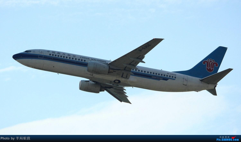 Re:[原创]『庆祝南航广西分公司成立22周年,广航现役18架737合集』 BOEING 737-800 B-5356 中国南宁吴圩国际机场