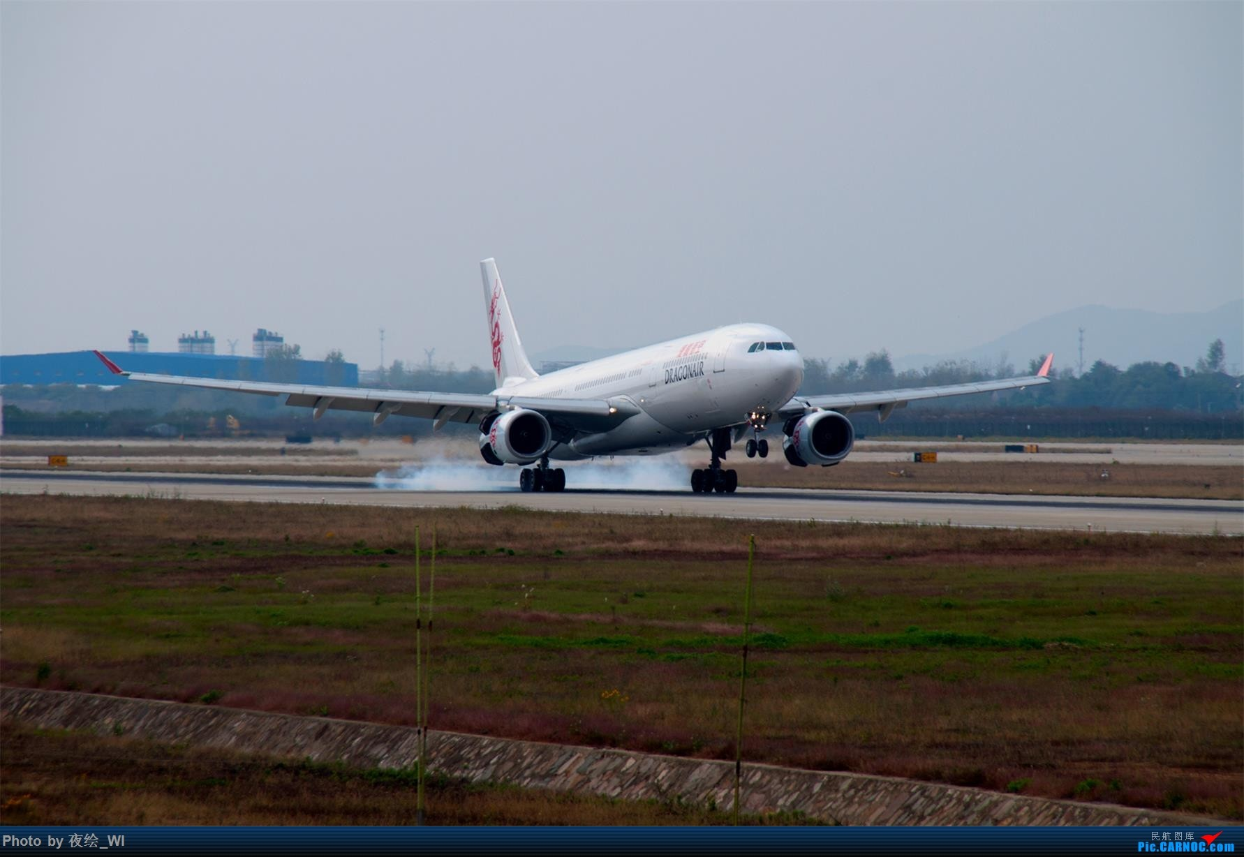 Re:[原创]【NKG】1800*1200,周末随便拍,意外等到好货 AIRBUS A330-300 B-LAA 中国南京禄口国际机场