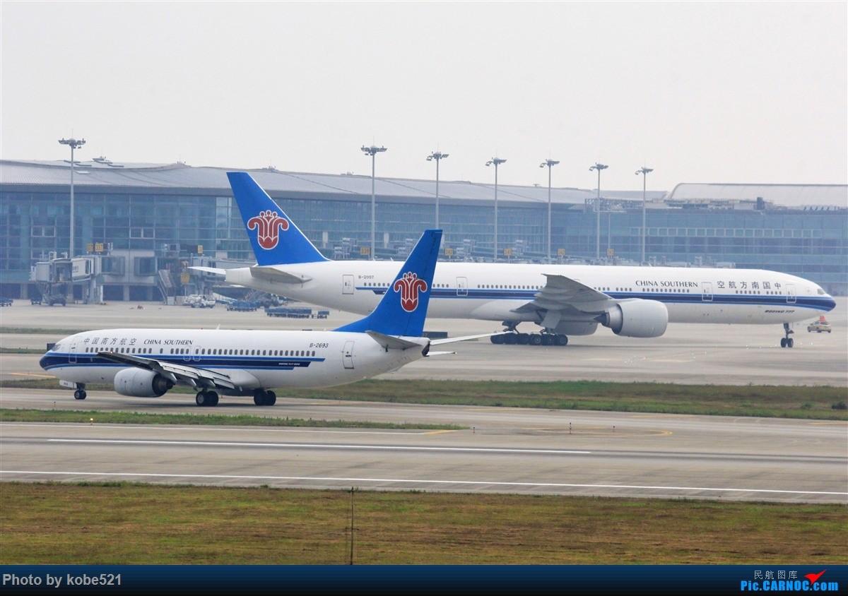 Re:[原创]雾霾季的小灰灰 BOEING 737-800 B-2693 中国杭州萧山国际机场