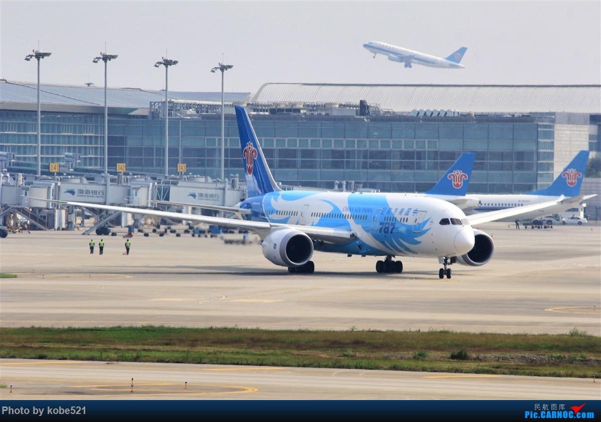 Re:[原创]雾霾季的小灰灰 BOEING 787-8 B-2732 中国杭州萧山国际机场