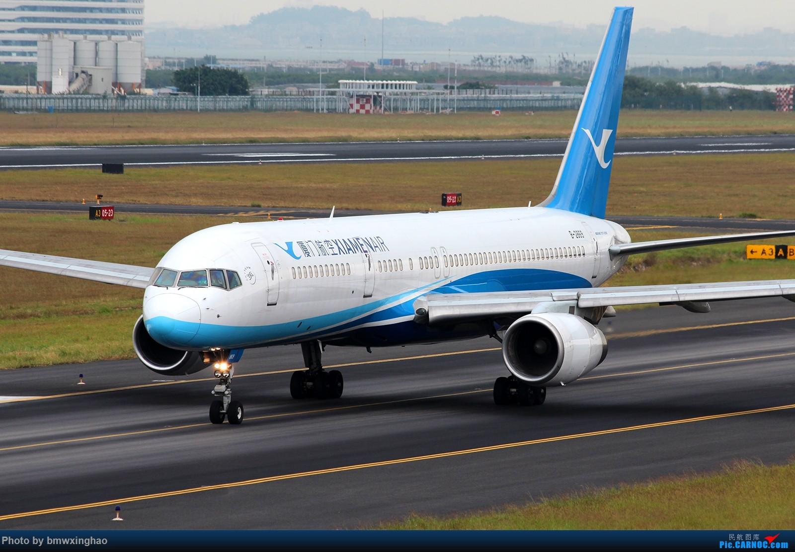Re:[原创]XMN来一发 BOEING 757-200 B-2869 中国厦门高崎国际机场