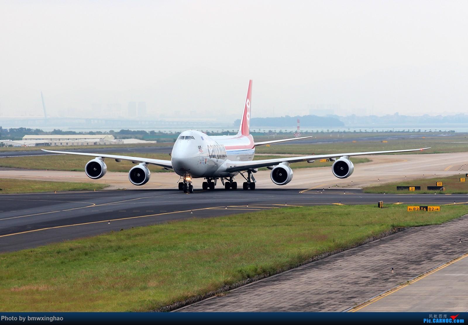 Re:[原创]XMN来一发 747-8F