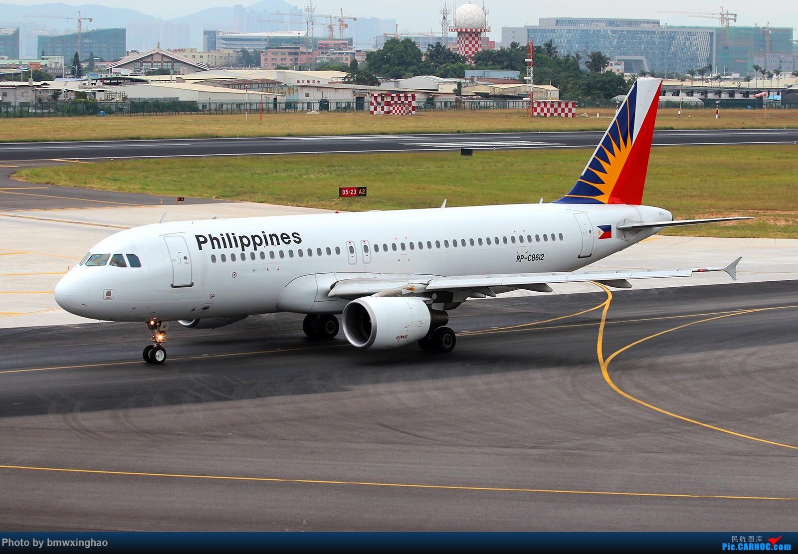 Re:[原创]XMN来一发 A320 RP-C8612 中国厦门高崎国际机场