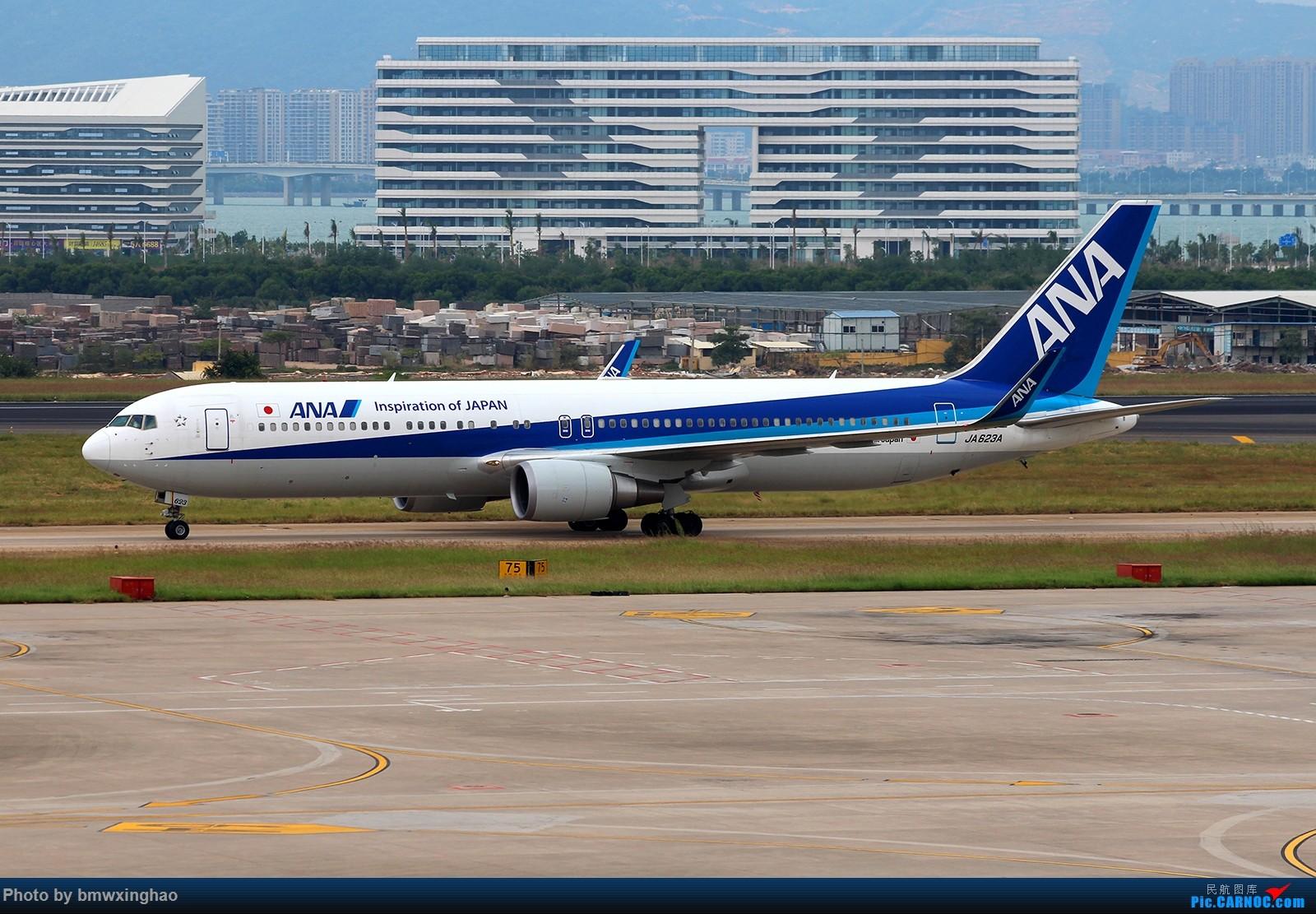 Re:[原创]XMN来一发 BOEING 767-300ER JA623A 中国厦门高崎国际机场