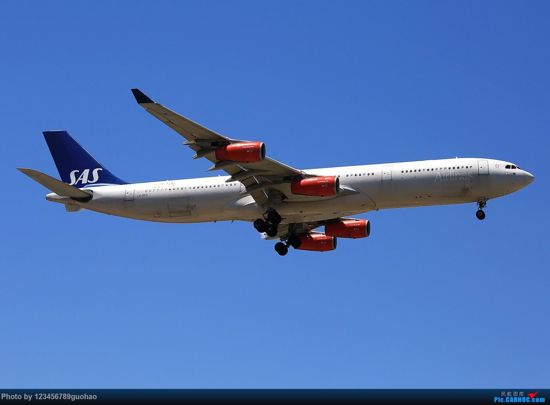 Re:[原创]三款北欧343.星空联盟涂装、全红、半红 AIRBUS A340-300 LN-RKG 北京首都机场