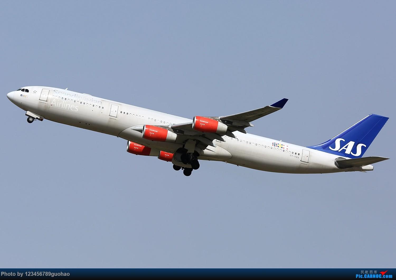 Re:[原创]三款北欧343.星空联盟涂装、全红、半红 AIRBUS A340-300 OY-KBA 北京首都机场